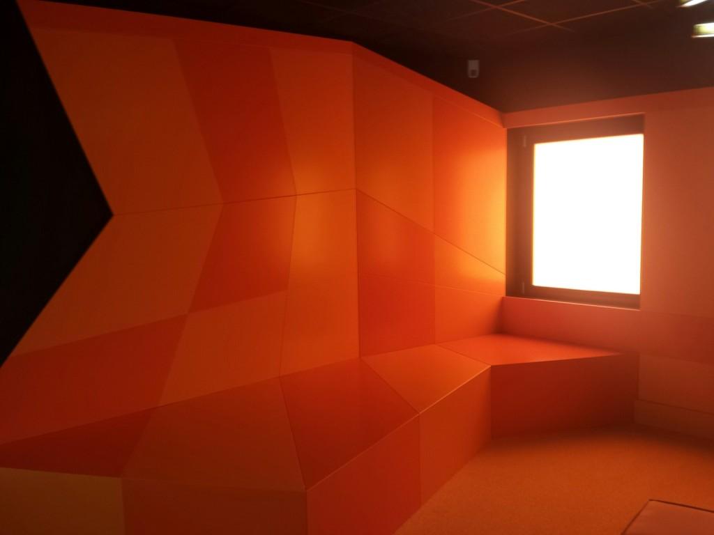 Gouda Isense wand dreamroom